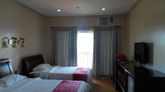 Estrellas de Mendoza Playa Resort: superior room