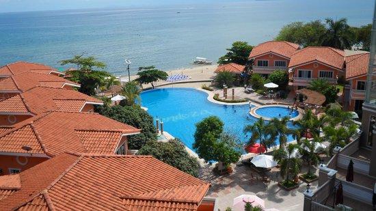 Estrellas de Mendoza Playa Resort: another top view
