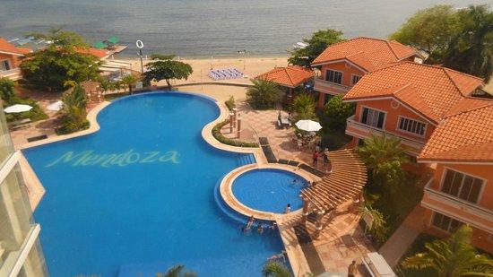 Estrellas de Mendoza Playa Resort: another top view...