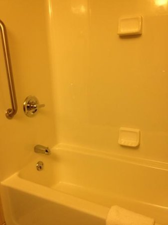 Comfort Inn Williamsport: tub