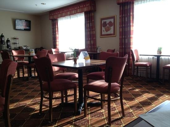 Comfort Inn Williamsport: view 2 breakfast area