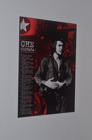Cafe Che: Che at every where