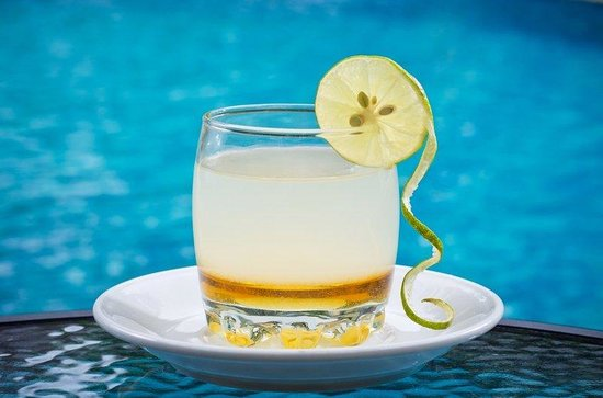 Sri Phala Resort & Villa: Beverage