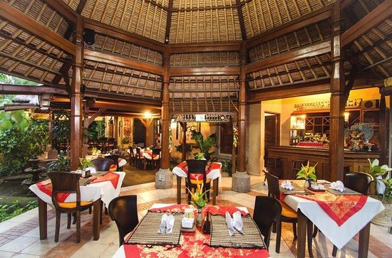 Sri Phala Resort & Villa: Restaurant