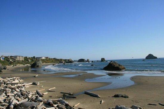 Bandon Beach Motel: From guest Arlene Dunkle