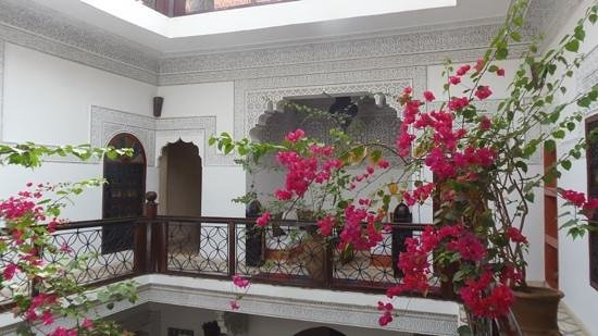 Riad Les Nuits de Marrakech: the 1st floor