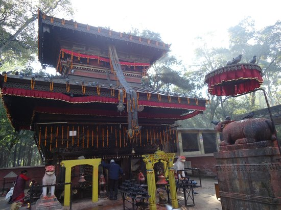 Bajrabahari Temple