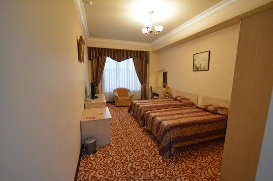 Best Eastern Hotel Metropol: 部屋
