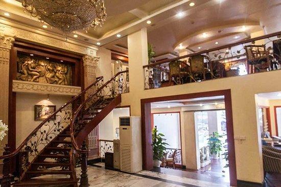 Hoabinh Palace Hotel: Lobby