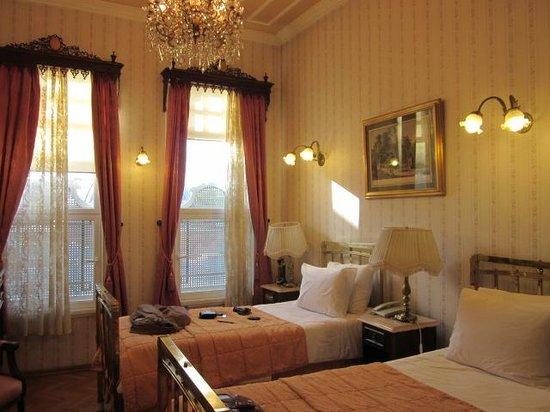Hotel Yesil Ev: room 33