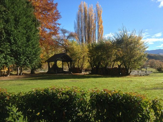 Waiorau Homestead: The beautiful grounds