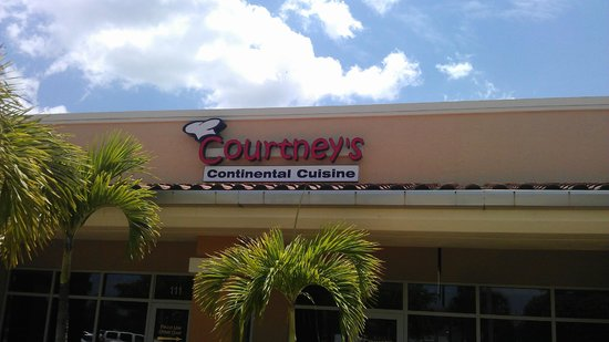 Courtney's Continental Cuisine