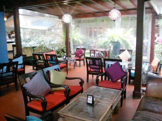 Burasari Resort: lounge