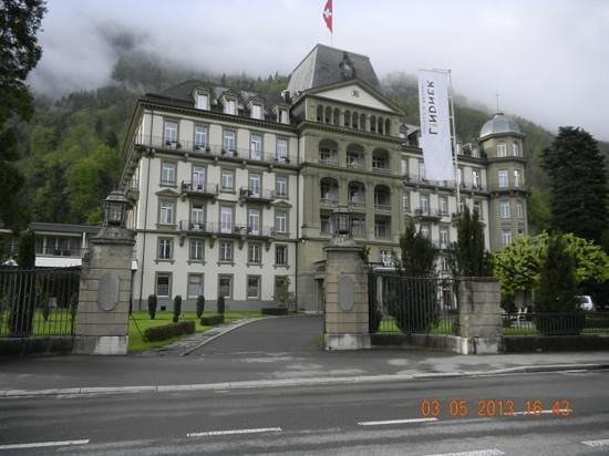 Lindner Grand Hotel Beau Rivage: Add a caption