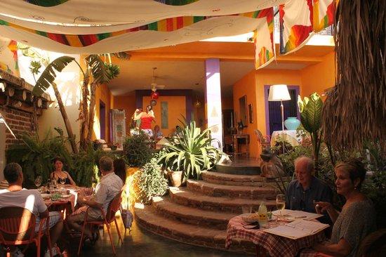 Ristorante Tre Galline : Plenty of seating