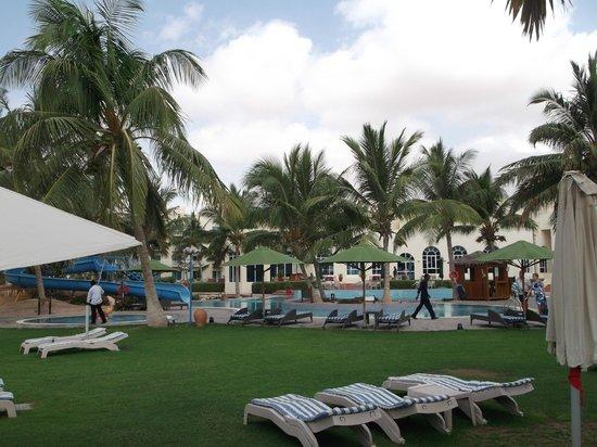 Hilton Salalah: Jardin