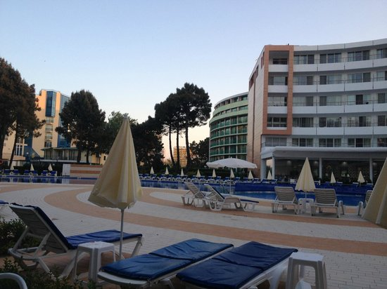 Hotel Riu Helios: At sunset