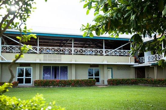Coastwatchers Hotel: Restaurant