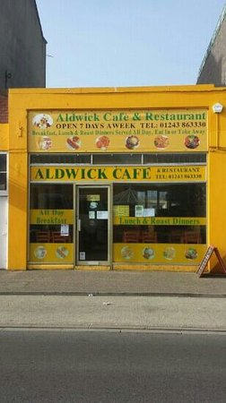 The Aldwick Cafe