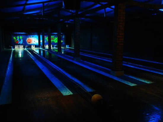 Koh Tao Leisure Park: Classic Bowling :)