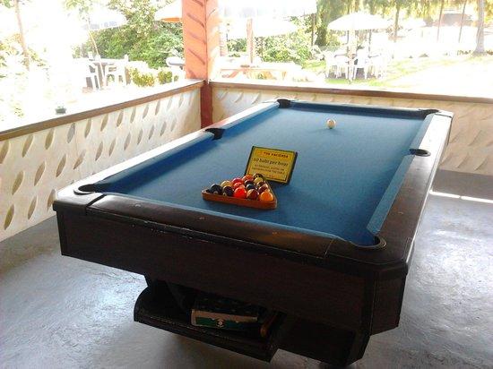 Koh Tao Leisure Park: Pool Table