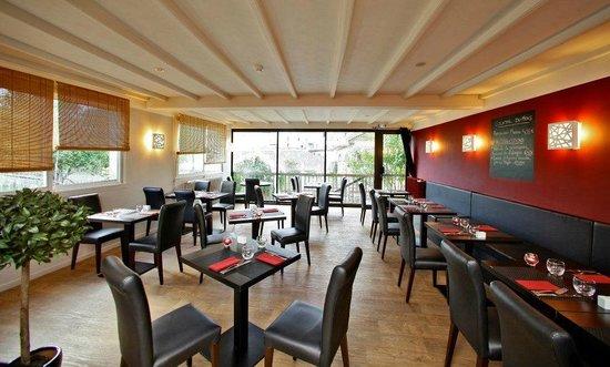 Hotel des Barris : Restaurant Bistrot de l'Isle