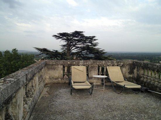 Chateau de Varenne : Chambre le Marquis