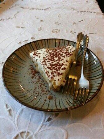 Lolamui Cafe: bannoffee cake