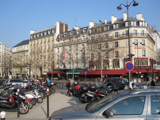 Hotel Terminus Lyon: desde Gare de Lyon