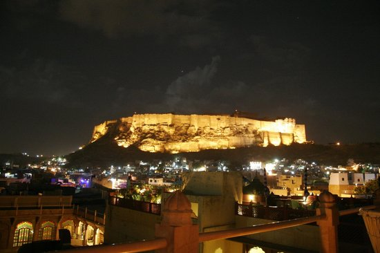 Haveli Inn Pal: View from the terrace