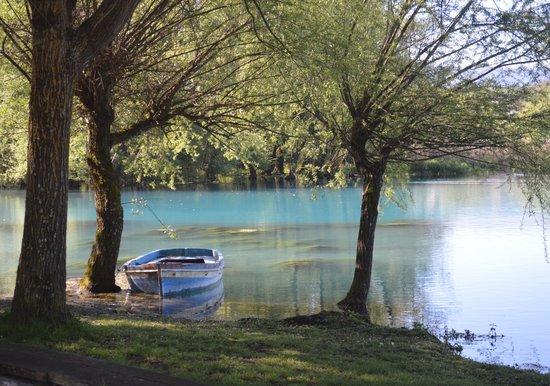 Italy Farm Stay : Lago Fibreno