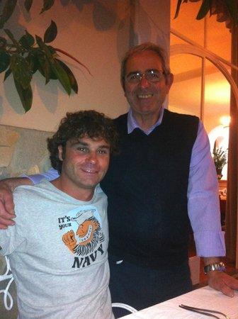Al Barilotto Del Nonno: Con Giovanni il proprietario
