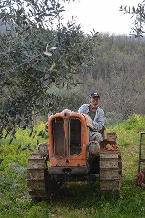 Italy Farm Stay: Giuseppe