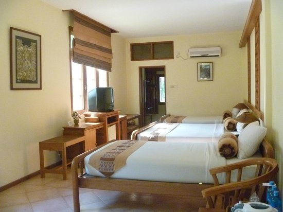 Sunny Paradise Resort : Spacious room