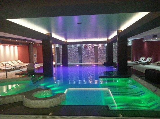 Hotel Lo Zodiaco: La SPA