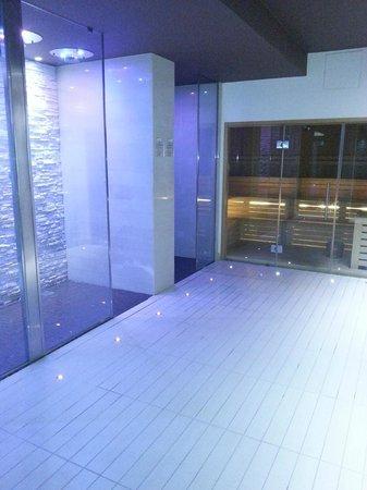 Hotel Lo Zodiaco: Sauna e docce emozionali