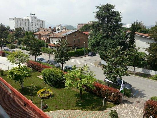 Hotel Lo Zodiaco: Panorama dalla Camera