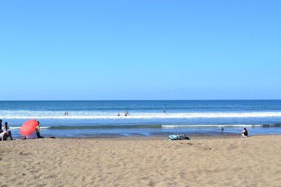 Hotel Mar de Luz: La playa