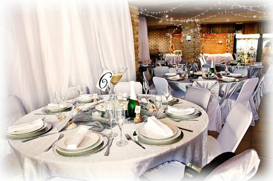 Sea Otters Lodge: We also cater for weddings