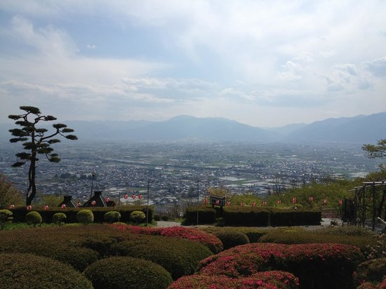 Matsumoto Alps Park : 絶景ですね!