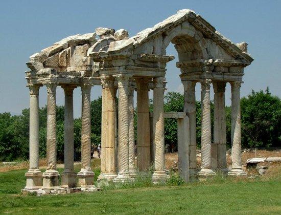 Aphrodisias - Picture of Aphrodisias, Geyre - TripAdvisor