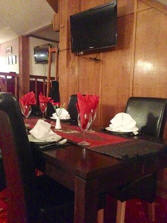 Thai Rose & Bay Steakhouse : Add a caption