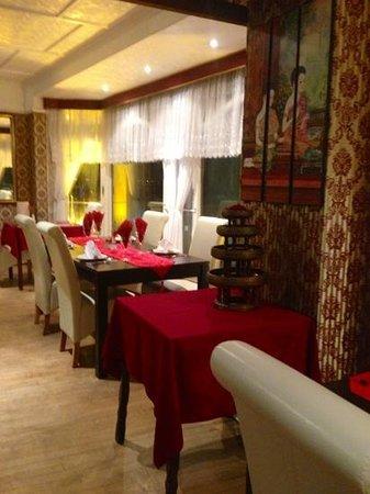 Thai Rose & Bay Steakhouse : classic Thai style