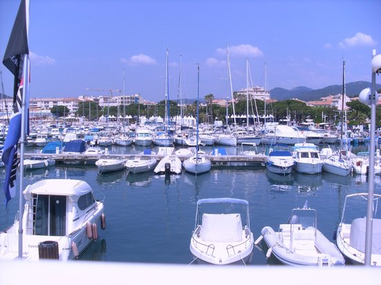 Hotel Les Jardins De Sainte Maxime The Yacht Harbour Of St