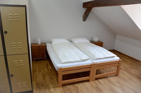 Depot 195 - Hostel Winterthur: Family room (4 persons)