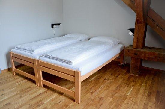 Depot 195 - Hostel Winterthur: Double room