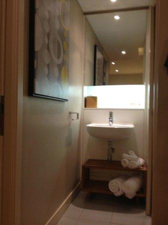 Bathroom Sinks Edinburgh bathroom sink, bedroom left toilet and shower room right