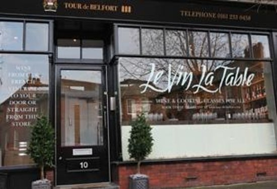 Hale, UK: Le Vin La Table Shop