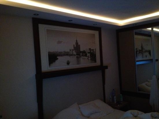 Tulip Inn Putnik Belgrade: room