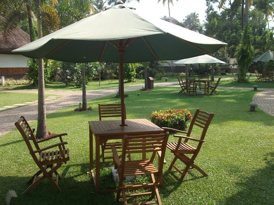 Carnoustie Ayurveda & Wellness Resort: Gardens